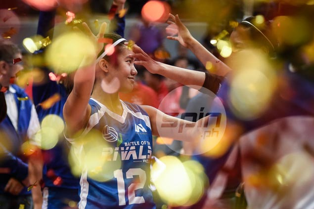 Jia Morado slams door on talks of Ateneo comeback after MVP outing in Lady Eagles reunion