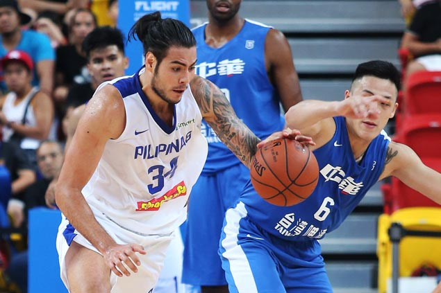 After shouting match with Reyes, Standhardinger lets game do talking with double-double vs Taipei