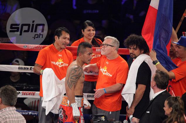 Mercito Gesta keeps impressive comeback with TKO win over former world title challenger Martin Honorio