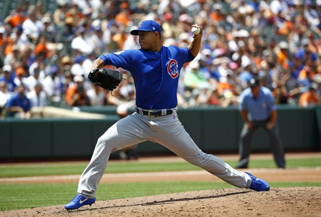 Dazzling debut for Jose Quintana with Cubs as he fans 12 in rout of Orioles
