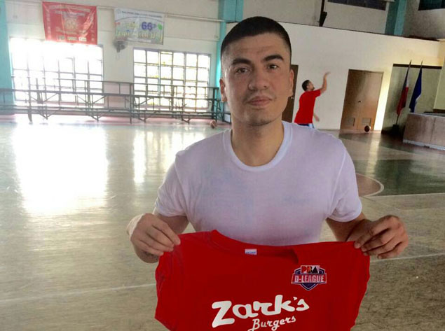 Mac Cardona's second chance at reviving career a timely boost for Zark's D-League campaign