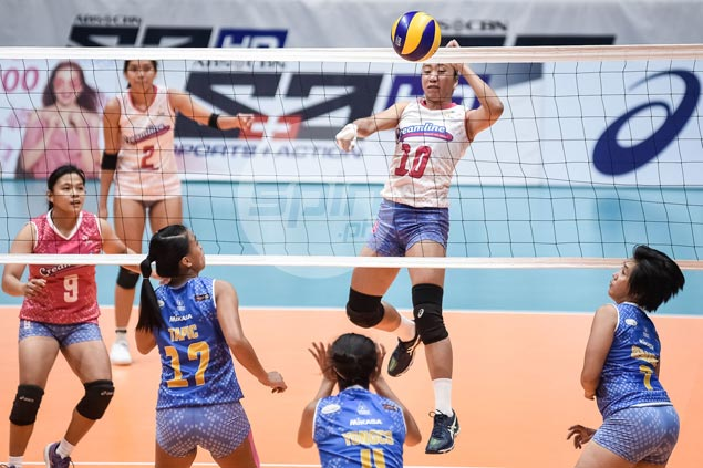 Cool Smashers try to keep slate unblemished and secure semis spot without Alyssa Valdez