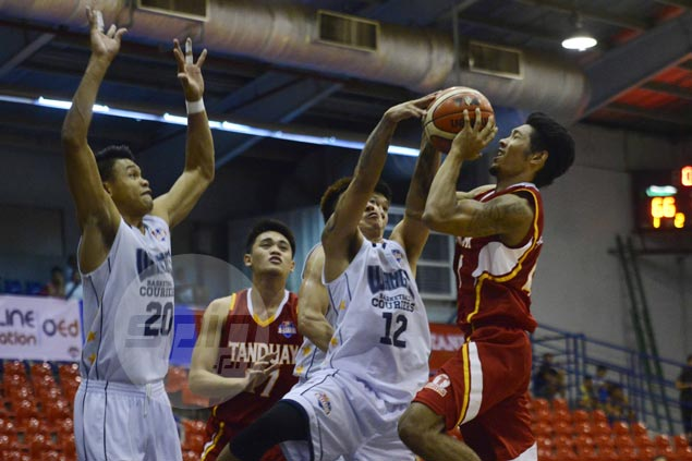 Rhum Masters turn back Couriers to extend win streak to three