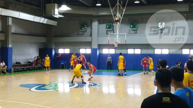 Ginebra showcases improving chemistry with Greg Slaughter in rout of Star in tune-up