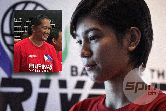 Nene Chavez tasked to mold PH women's team skipper Mika Reyes into a well-rounded leader