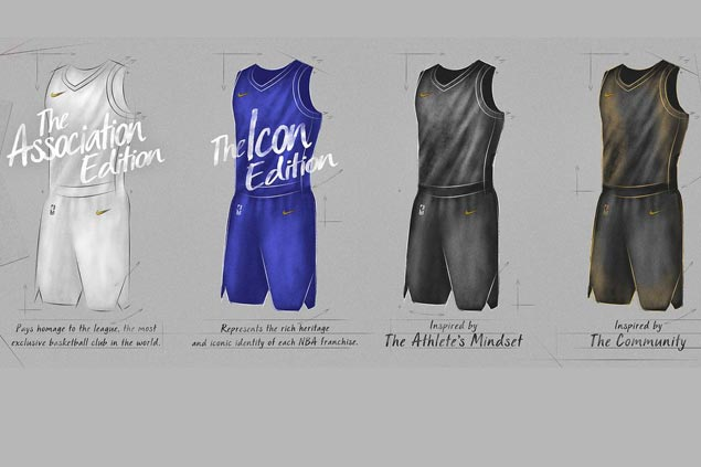 No more light-dark home and road NBA jersey restrictions in new deal with Nike