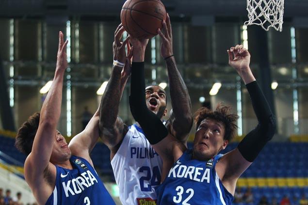 Gilas Pilipinas fires blanks against South Korea, kisses Jones Cup title bid goodbye