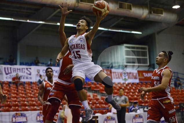 Batangas boosts quarterfinal bid, eliminates Racal from Foundation Cup