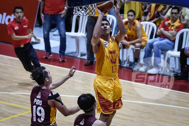 Atoy Co glad to see Almel Orquina step up but urges Mapua discovery to be more than a spot-up shooter