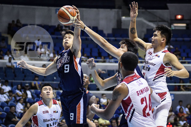Meralco routs Blackwater as Bolts all charged up to complete unfinished business in Governors Cup