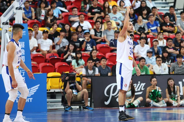 All's well that ends well for Gilas as Standhardinger apologizes to team for flare-up