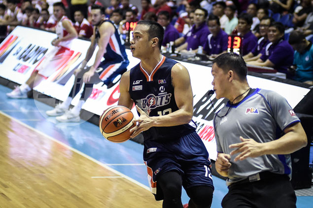Fit-again Garvo Lanete makes immediate impact in stellar debut as Meralco starter