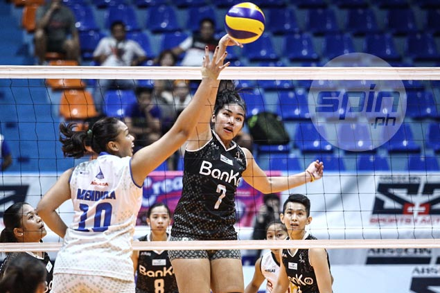 BanKo-Perlas rallies from two sets down to stun BaliPure and boost PVL Open semis bid