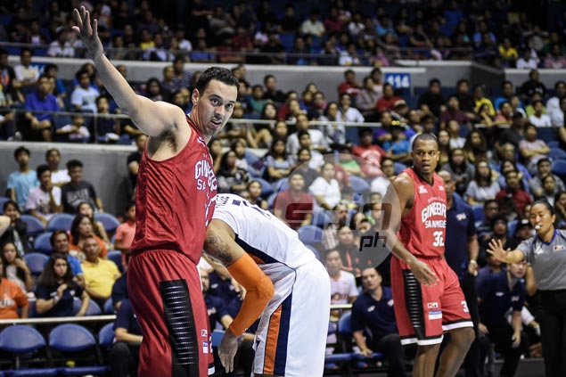 Greg Slaughter understands need to adjust to teammates and Ginebra's faster pace