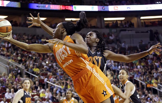 Maya Moore, Nneka Ogwumike, Sue Bird shine brightest as West beats East in WNBA All-Star Game