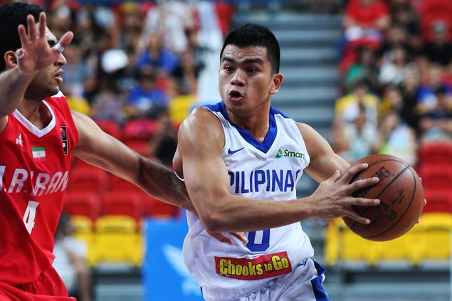 Gilas Pilipinas steps on gas against Iran, ends Jones Cup campaign on high note