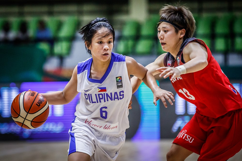 Perlas Pilipinas finds reigning champ Japan too much to handle in FIBA Asia Women's Cup opener