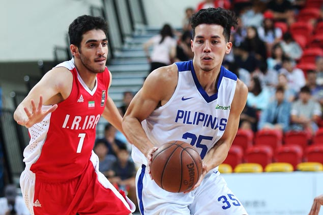 Gilas Pilipinas in good hands with 'lights-out shooter' Matthew Wright, says Alapag