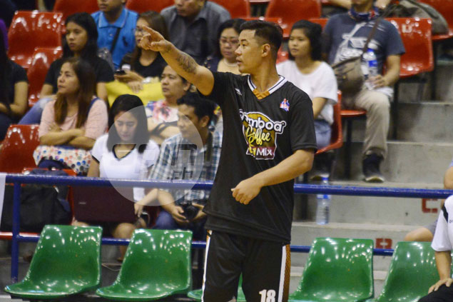Leo Avenido sticks to positives despite eight-game losing slump, off-court adversity for Gamboa