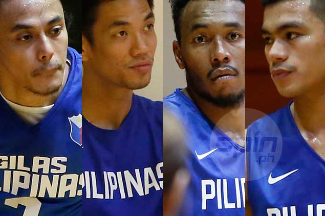 Blatche, Maliksi out, Standhardinger, Cruz in for Gilas team bound for Fiba Asia Cup