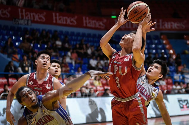 Four wins in a row now for Lyceum with 34-point rout of struggling Arellano