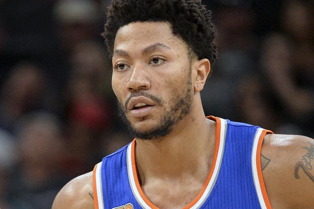 It's official: Derrick Rose joins Cavaliers on one-year $2.1 million deal