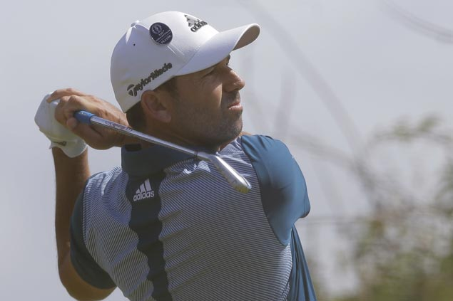 Sergio Garcia to play in Australian PGA Championship at Sanctuary Cove
