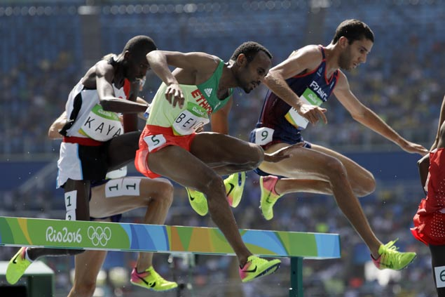 Ethiopian runner banned two years for punching coach after missing out on worlds team