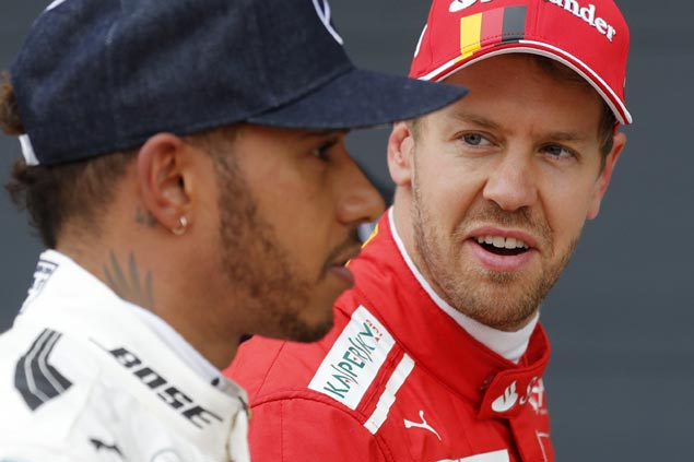 Hamilton to unleash bid for sixth win to overhaul Vettel