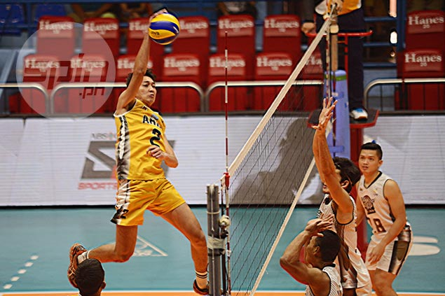 Air Force deals Megabuilders first loss; Army wallops Gamboa Coffee in PVL