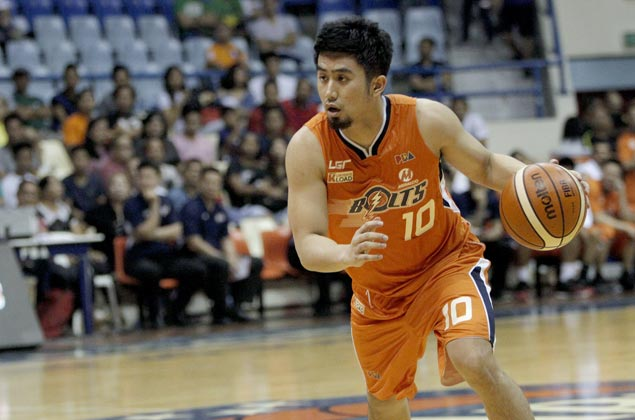 Cignal completes loan deal for Meralco reserve Jonathan Uyloan in time for D-League semis