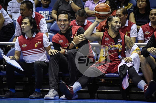 June Mar Fajardo won't rule out playing for Gilas in Lebanon if calf injury gets better