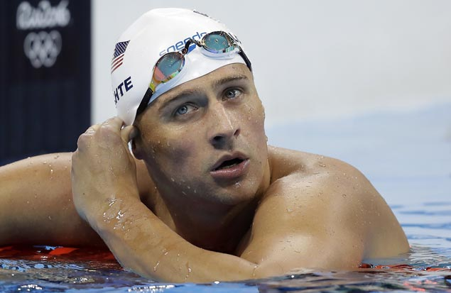Ryan Lochte fifth in 100-m backstroke in first USA Swimming-sanctioned event after suspension