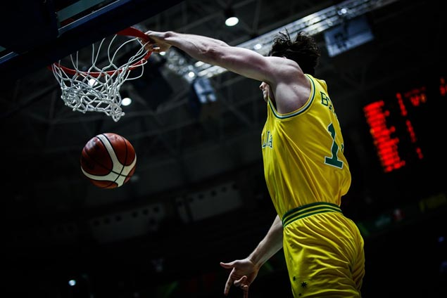 Lebanon advances into second rould of FIBA Asia Cup