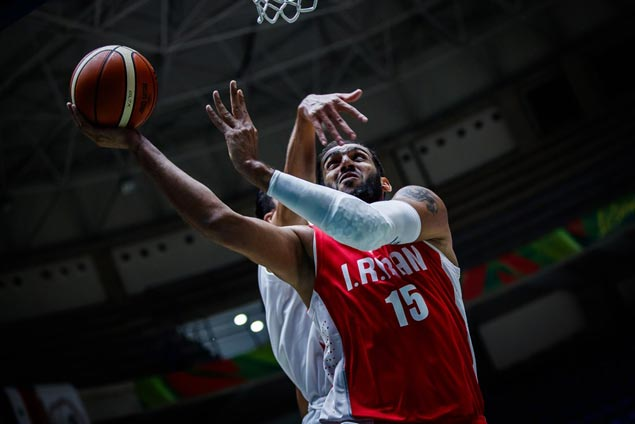 Iran basketball team eases into FIBA Asia Cup quarterfinal games