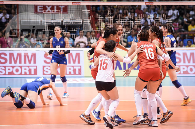 Alyssa Valdez keeps positive approach as going gets tough in Asian Volley meet