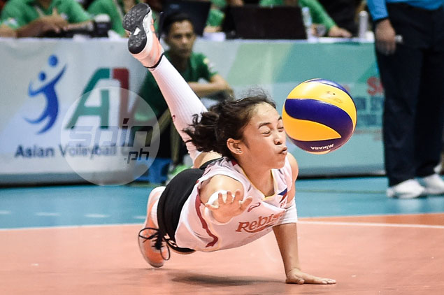 'Ms Everywhere' Dawn Macandili lives up to label after overcoming case of jitters