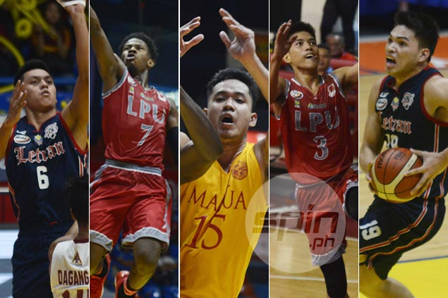 Surging Pirates, Knights duos dominate this week's standouts in NCAA Season 93