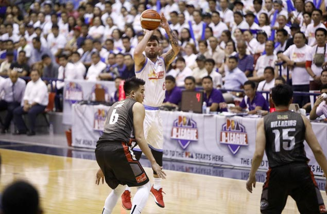 Marinerong Pilipino tries to force decider in D-League semis series against Cignal