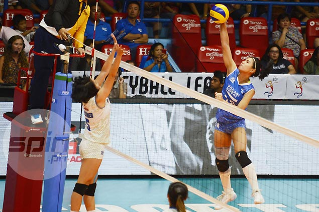 Pocari hopes Myla Pablo back in full strength after bout with illness to force PVL Open finals decider