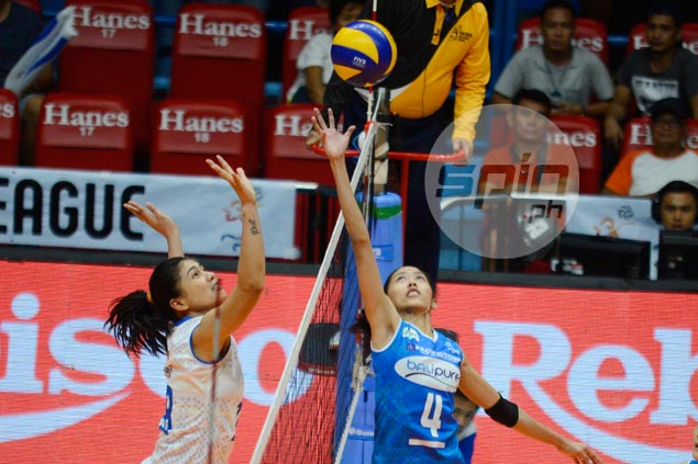 Nabor eager to step out of idol Morado's shadow, carry over good form to NU campaign