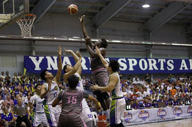 CEU Scorpions complete upset of top seed Flying V to gain Foundation Cup finals