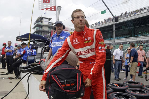 Sebastien Bourdais cleared to make IndyCar return