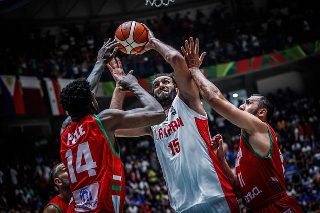 Haddadi 23-20 game leads Iran past host Lebanon and into semis match vs Korea