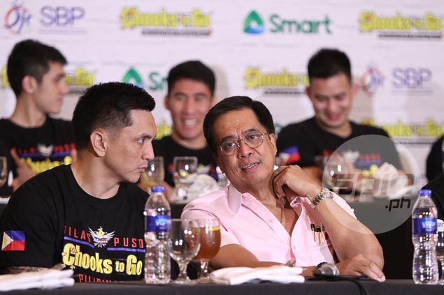 Narvasa consoles Gilas after Korea loss, points out Fiba qualifiers the top priority