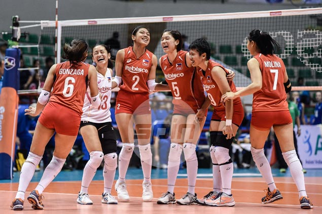 PH team grateful for overwhelming support from home fans during Asian volleyball