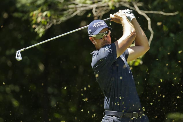 Henrik Stenson scores first victory of the year — in final event of PGA Tour regular season