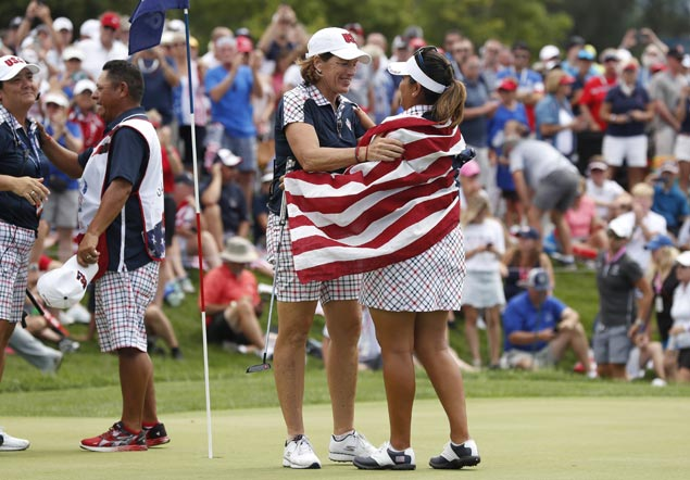 US posts most-decisive Solheim Cup victory in over 20 years, beats Europe by five points