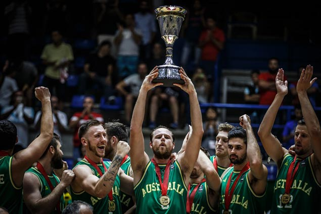 Australia's Boomers are new kings of Asia after taking out Iran in lopsided final