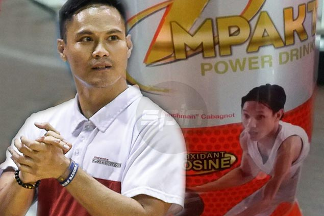 Chemist turned coach Chris Gavina shows other side with launch of sports drink 'Impakt'